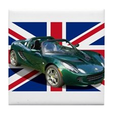 LRG Elise UK 2 Tile Coaster