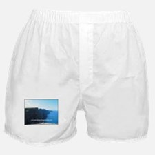 Cute Cliffs of moher Boxer Shorts