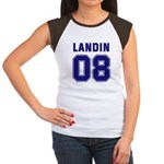 Landin 08 Women's Cap Sleeve T-Shirt