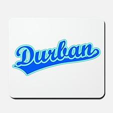 Retro Durban (Blue) Mousepad