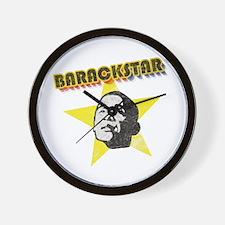 BarackStar Wall Clock