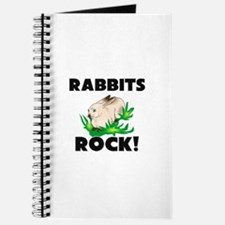 Rabbits Rock! Journal