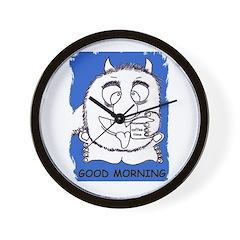 GOTTA HAVE COFFEE Wall Clock