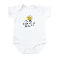 Abuela's Sunshine Onesie