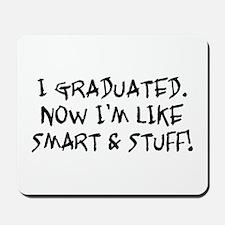 Smart & Stuff Graduate Mousepad