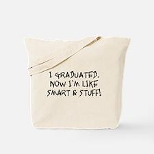Smart & Stuff Graduate Tote Bag