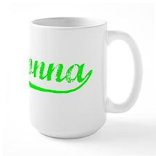 Vintage Owatonna (Green) Mug