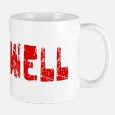 Caldwell Faded (Red) Mug