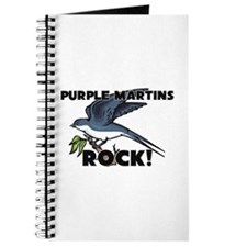 Purple Martins Rock! Journal