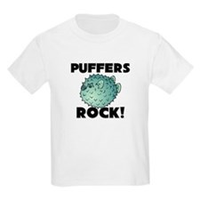 Puffers Rock! T-Shirt