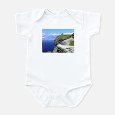 Unique Cliffs of moher Infant Bodysuit