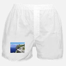 Unique Cliffs of moher Boxer Shorts