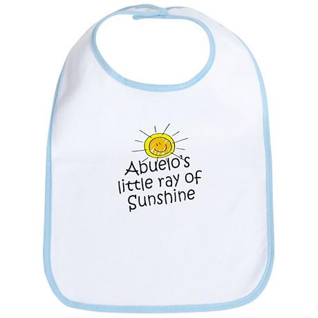 Abuelo's Sunshine Bib