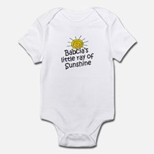 Babcia's Sunshine Infant Bodysuit