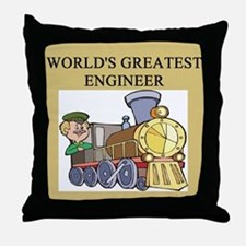 ENGINEER GIFTS T-SHIRTS Throw Pillow