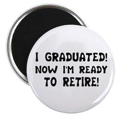 Funny Graduation Retirement T 2.25