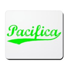 Vintage Pacifica (Green) Mousepad