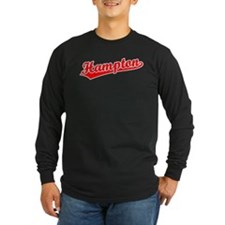 Retro Hampton (Red) T