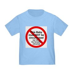 toddler Protection T-Shirt