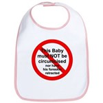 Baby protection bib
