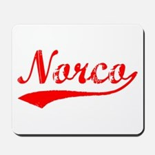 Vintage Norco (Red) Mousepad