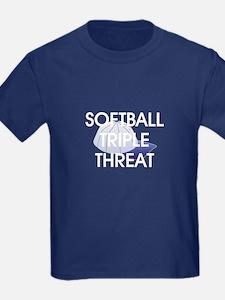 TOP Softball Triple Threat T