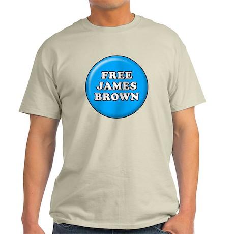 Free James Brown Light T-Shirt