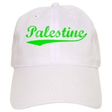 Vintage Palestine (Green) Baseball Cap