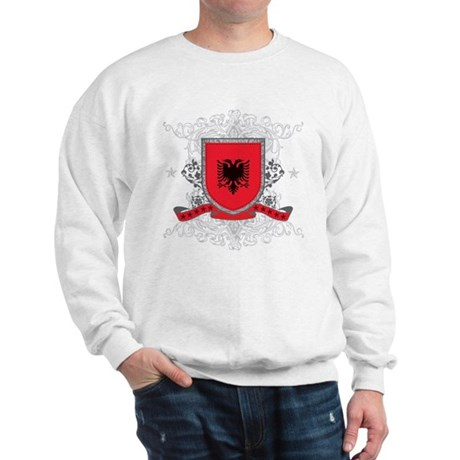 Albania Shield Sweatshirt