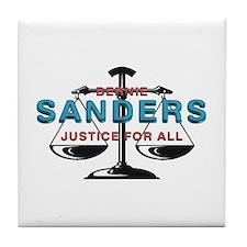 Bernie Sanders 2016 Tile Coaster