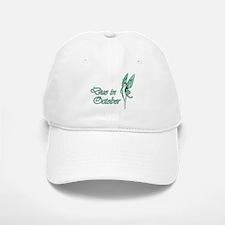 Due October Green W Fairy Baseball Baseball Cap