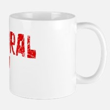 Cathedral City Faded (Red) Mug