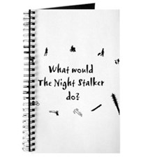 Cute Night stalker Journal