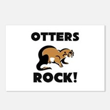 Otters Rock! Postcards (Package of 8)