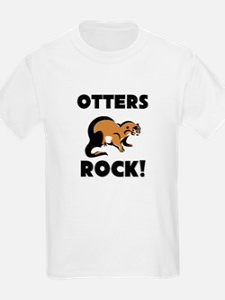 Otters Rock! T-Shirt