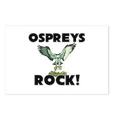 Ospreys Rock! Postcards (Package of 8)