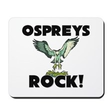 Ospreys Rock! Mousepad
