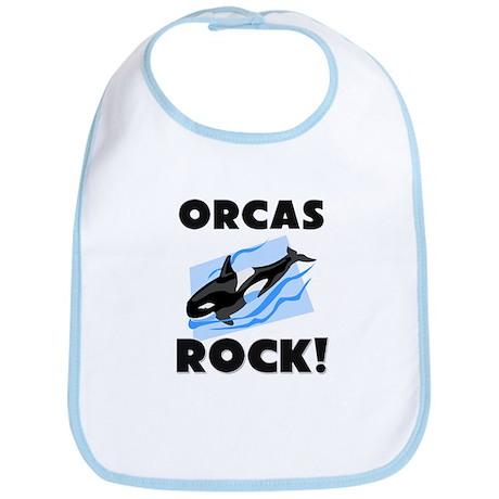 Orcas Rock! Bib