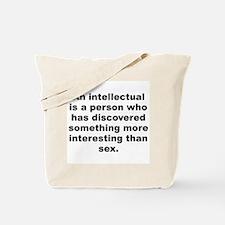 Huxley quotation Tote Bag