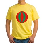 Beach Ball Yellow T-Shirt