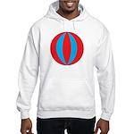 Beach Ball Hooded Sweatshirt