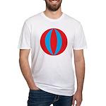 Beach Ball Fitted T-Shirt