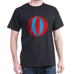 Beach Ball Dark T-Shirt
