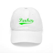 Vintage Parker (Green) Baseball Cap