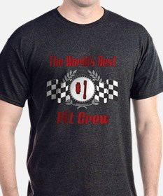 Racing Pit Crew T-Shirt
