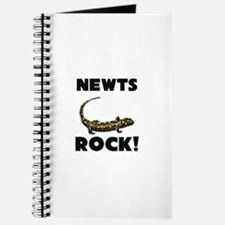Newts Rock! Journal