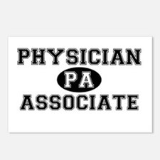 Physician Associate Postcards (Package of 8)