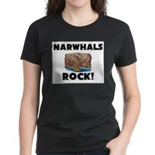 Narwhals Rock! Tee