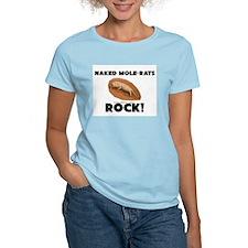 Naked Mole-Rats Rock! T-Shirt