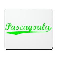 Vintage Pascagoula (Green) Mousepad